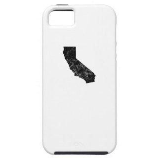 Distressed California Silhouette iPhone 5/5S Case