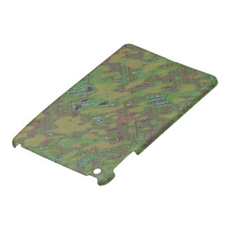 Distressed Camouflage Cover For The iPad Mini