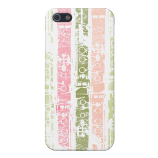 Distressed Clarinet Covers For iPhone 5
