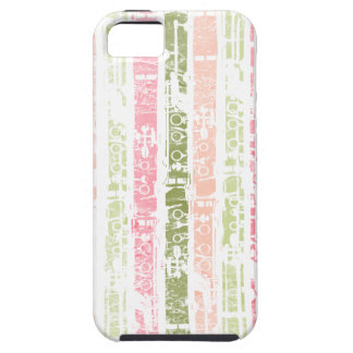 Distressed Clarinet iPhone 5 Cover