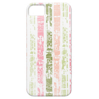 Distressed Clarinet iPhone 5 Covers