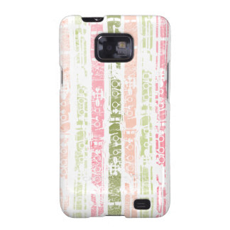 Distressed Clarinet Samsung Galaxy S2 Cases