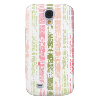Distressed Clarinet Samsung Galaxy S4 Cases