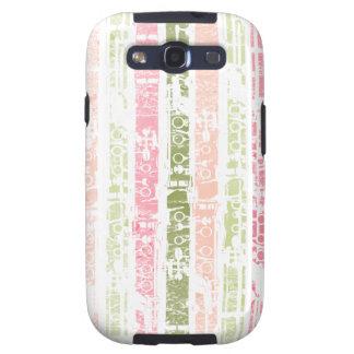Distressed Clarinet Samsung Galaxy SIII Case