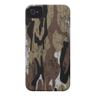 Distressed Desert Camo iPhone 4 Case-Mate Case