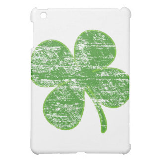 Distressed Four-Leaf Clover  Case For The iPad Mini