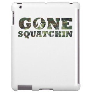 Distressed Gone Squatchin' Camouflage