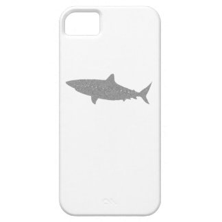 Distressed Grey Bull Shark iPhone 5 Covers