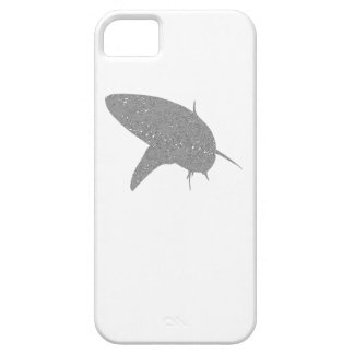 Distressed Grey Bull Shark iPhone 5 Case