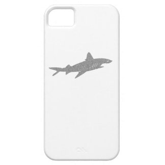 Distressed Grey Shark Case For The iPhone 5