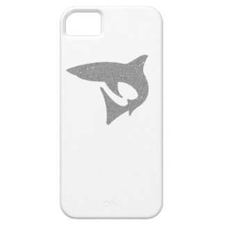 Distressed Grey Shark Barely There iPhone 5 Case