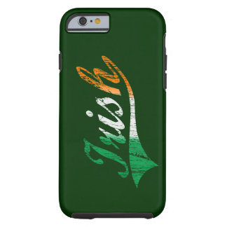 Distressed 'Irish' Flag iPhone 6 case