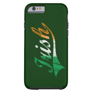 Distressed 'Irish' Flag iPhone 6 case