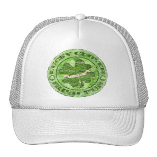 Distressed Irish Pub St. Patrick's Day Hat / Cap