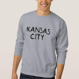 Distressed Kansas City Sweatshirt