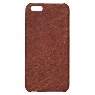 Distressed Leather Print iPhone 4 iPhone 5C Case