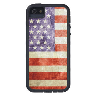 Distressed Old Glory Phone Case - SRF iPhone 5 Cover