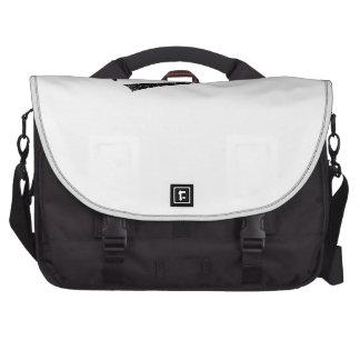 Distressed Retro Atlanta Logo Bags For Laptop
