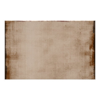 Distressed Sepia Taupe Scrapbook Journal Masculine Stationery