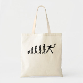 Distressed Tennis Evolution Tote Bag