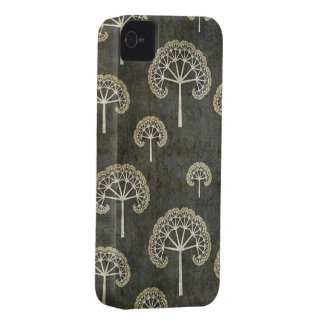 Distressed trees stylish pattern iphone 4 casemate iPhone 4 cover