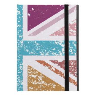 "Distressed Union Flag Multicolored iPad Pro 9.7"" Case"