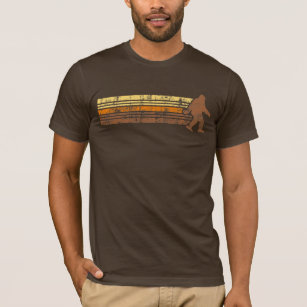 1e09e3c45 Sasquatch T-Shirts & Shirt Designs | Zazzle UK