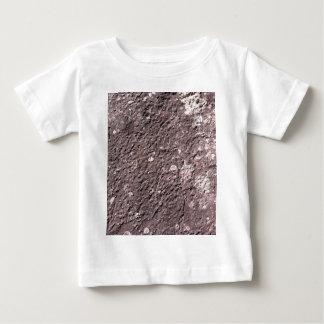 Distresses depressed granite with Lichen. Baby T-Shirt