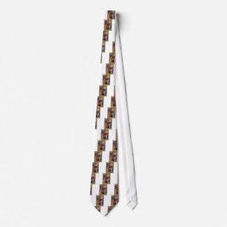 Distribution Of Alms Tie