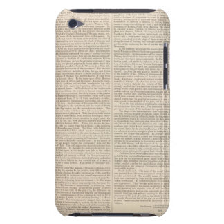 Distribution of Heat over the Globe continued Barely There iPod Case