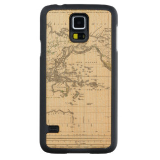 distribution of Indo Germanic people Maple Galaxy S5 Case
