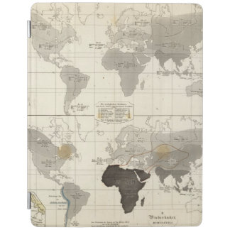Distribution of rodents and animals iPad cover