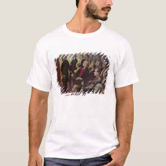 Distribution of the Flags, 14th July 1880 T-Shirt