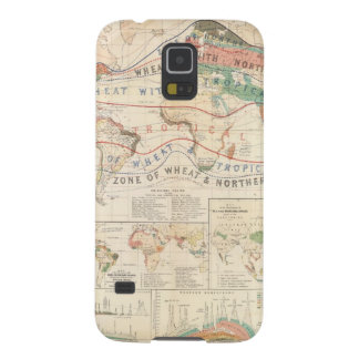 Distribution plants galaxy s5 covers