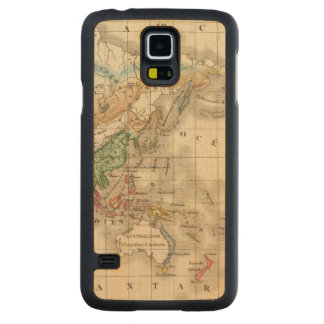 Distribution primitive du genre humain carved maple galaxy s5 case