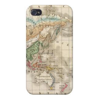 Distribution primitive du genre humain iPhone 4 covers