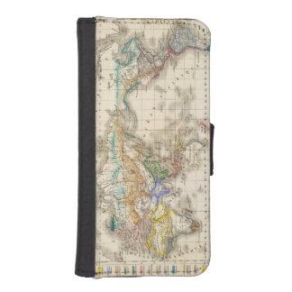 Distribution primitive du genre humain iPhone SE/5/5s wallet case