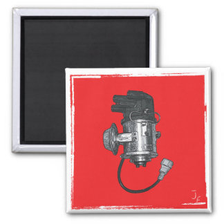 Distributor Ignition Systems Square Magnet