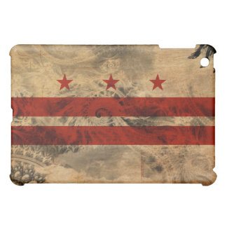 District of Columbia Flag Cover For The iPad Mini