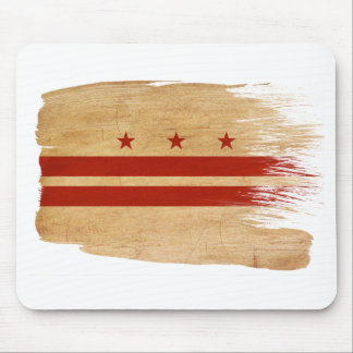 District of Columbia Flag Mousepads