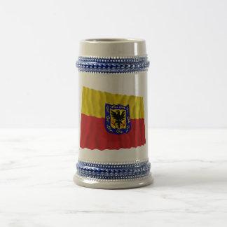 Distrito Capital Waving Flag Beer Steins