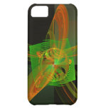 Disturbance Abstract Fractal Artwork iPhone 5C Cases