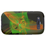 Disturbance Abstract Fractal Artwork Galaxy S3 Cover