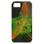 Disturbance Abstract Fractal Artwork iPhone 5 Cases