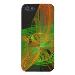 Disturbance Abstract Fractal Artwork iPhone 5 Case