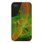 Disturbance Abstract Fractal Artwork iPhone 4/4S Cover