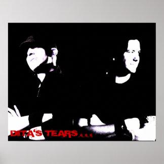 DITA'S TEARS, feat. jayson camero, matt kemp Print