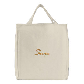 Ditty Bag_Sherpa-style™ Embroidered Bag