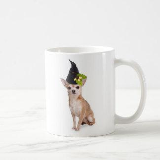 Ditzy Dogs~Original Mug~Chihuahua~Halloween Basic White Mug
