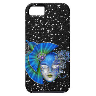Diva Bling Masquerade - SRF iPhone 5 Cover